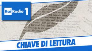 Intervista su Chiave di Lettura, RAI 1